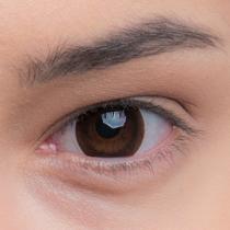 Цветные линзы EOS S101 Dark Brown