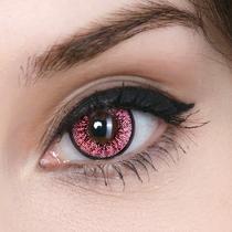 Цветные линзы EOS J203 Pink