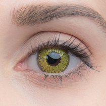 Цветные линзы Lensmam Golden Shine