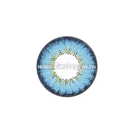 Цветные линзы EOS Briller Blue Фото 3