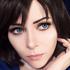 Цветные линзы EOS Pastel Blue Фото 4